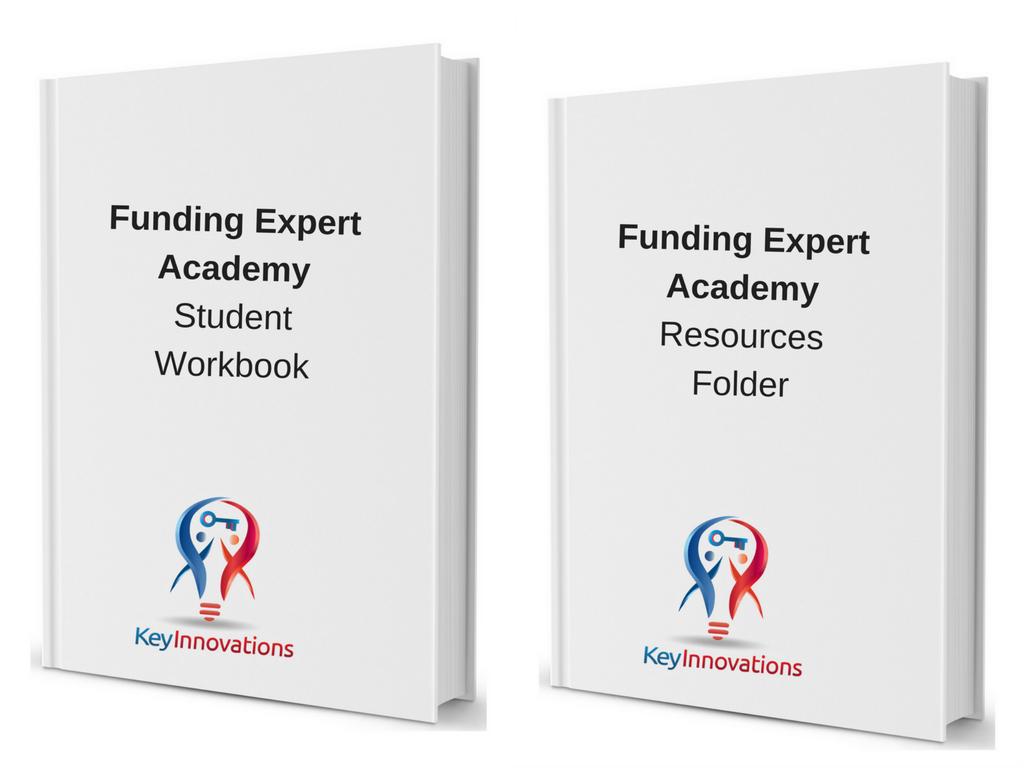 Funding Expert Academy books