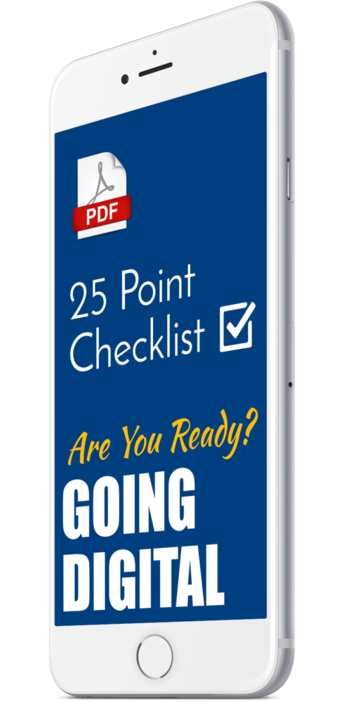 Download the 25 Point Checklist for Free now